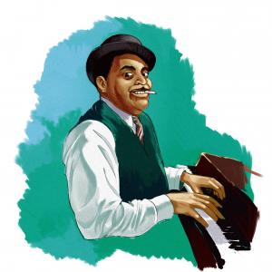 Fats Waller - Editions Fuzeau |